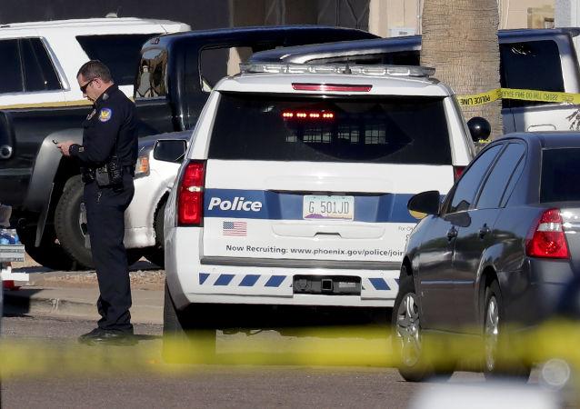 俄羅斯記者入住的華盛頓賓館遭槍擊