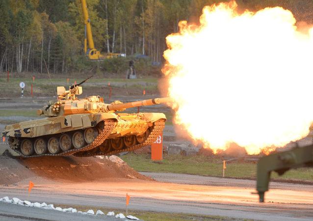 世界最佳自動裝彈坦克