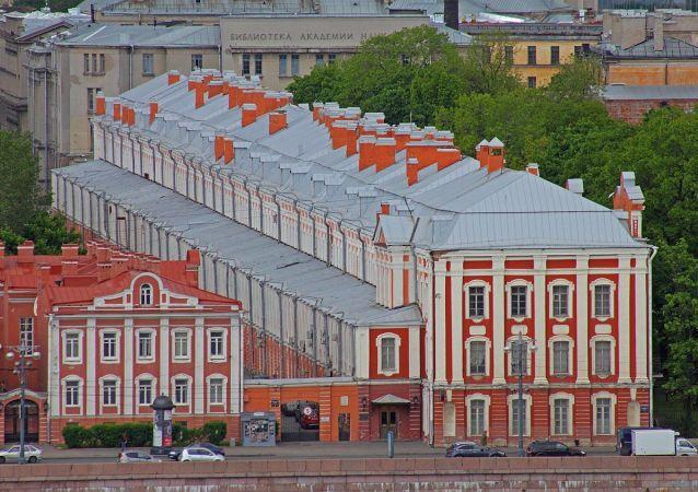 聖彼得堡十二學院