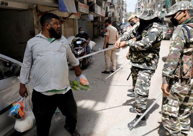 印度將隔離制度延長至5月31日