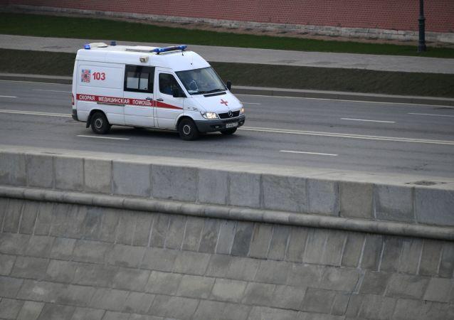 莫斯科急救車