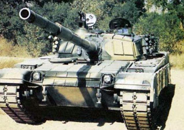 中國VT-4坦克是基於90-IIM坦克的衍生坦克