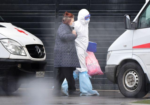 莫斯科市長:新冠肺炎患者實際人數約佔莫斯科人口總數的2%