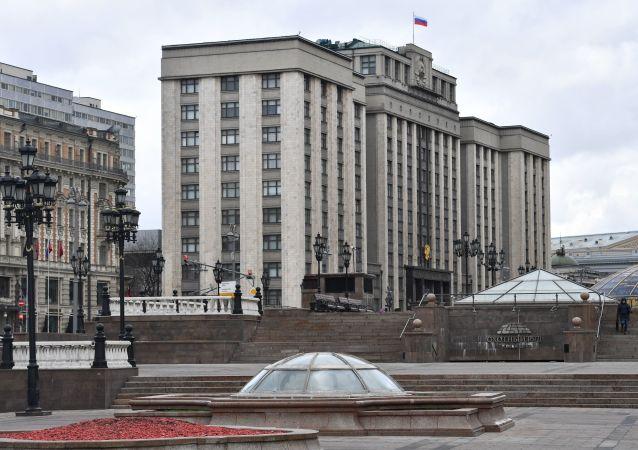 俄羅斯國家杜馬