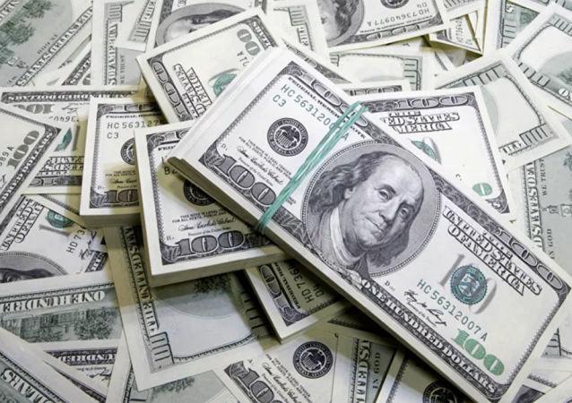 俄羅斯銀行調入外幣現鈔金額創新高