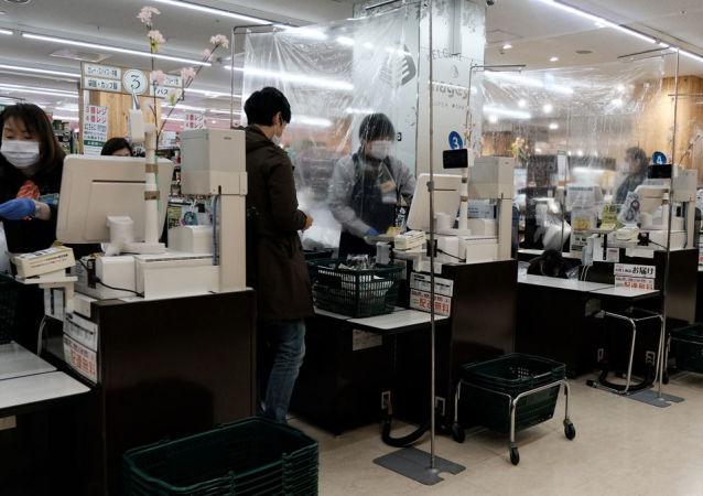 日本累計新冠確診病例超1.7萬例