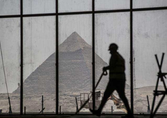 埃及自7月以來單日新增新冠病例首超500例