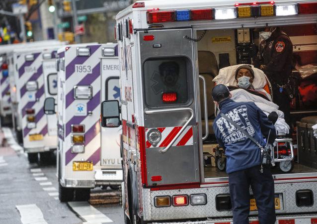紐約居民向法院對世衛組織提起訴訟