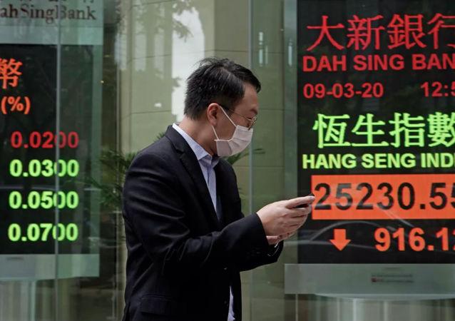 國際貨幣基金組織預計2020年中國GDP增長1.9%