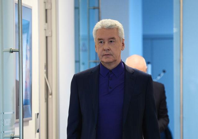 莫斯科市長索比亞寧