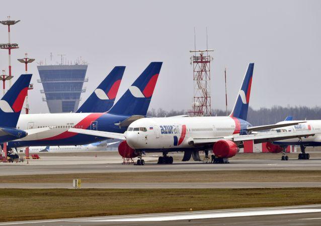 伏努科沃機場,莫斯科