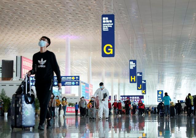 外媒:黃金周中國國內旅遊業一片繁榮