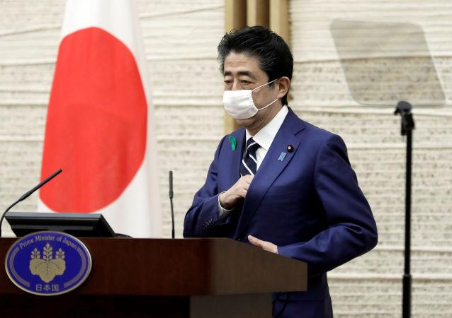 媒體:日本首相不參加莫斯科6月24日勝利閱兵