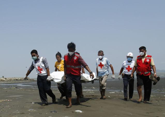 世衛組織工作人員在緬甸收集樣本時遇害
