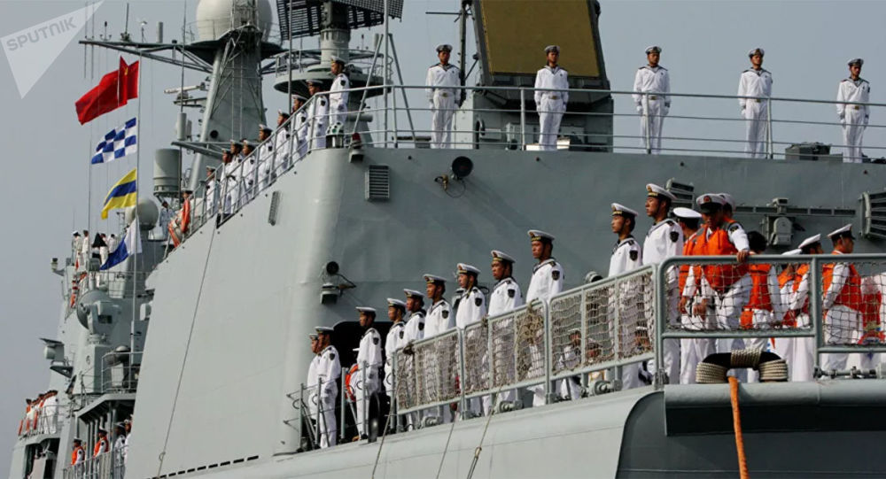外媒:中國擁有世界最大的海軍
