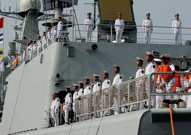 外媒:中國擴大海軍基地將增強其戰略影響力