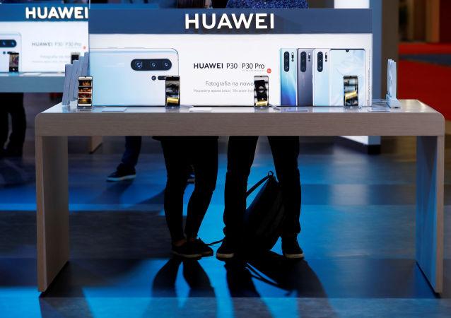 華為首次超越三星成為全球最大的手機製造商