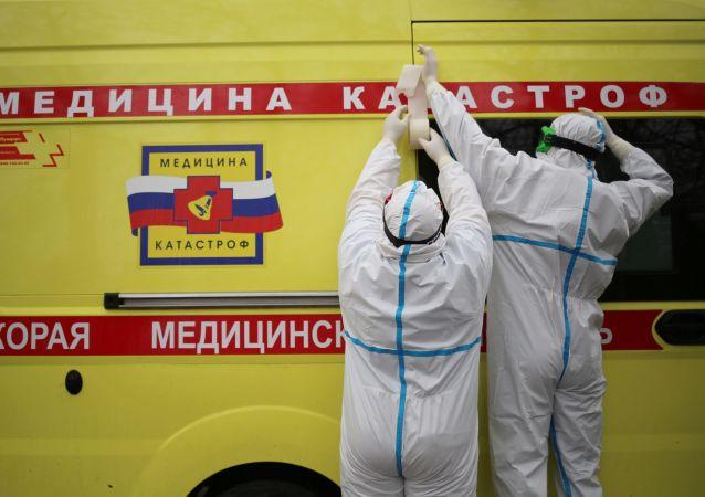 俄羅斯院士解釋為何新冠病毒比其它病毒危險