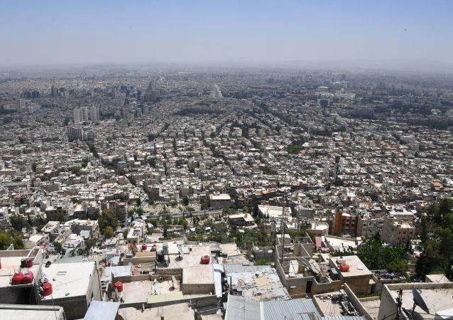 大馬士革,敘利亞