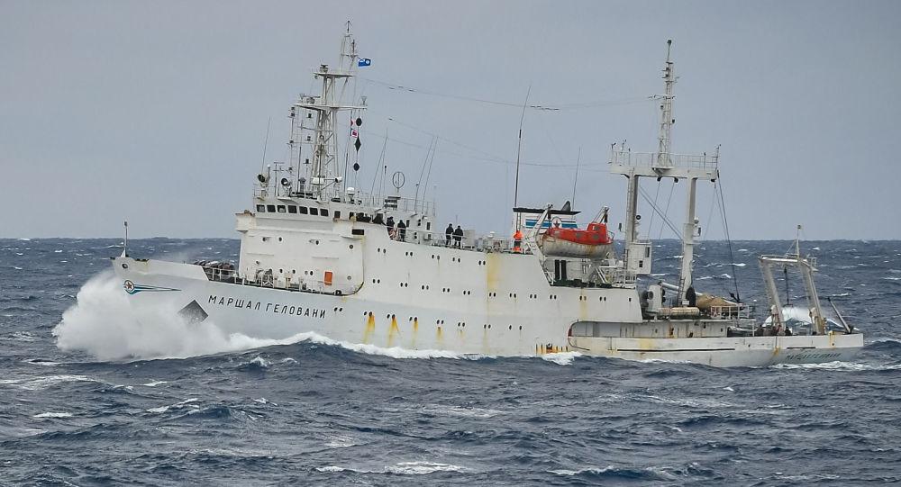 「格洛瓦尼元帥」號水文考察船
