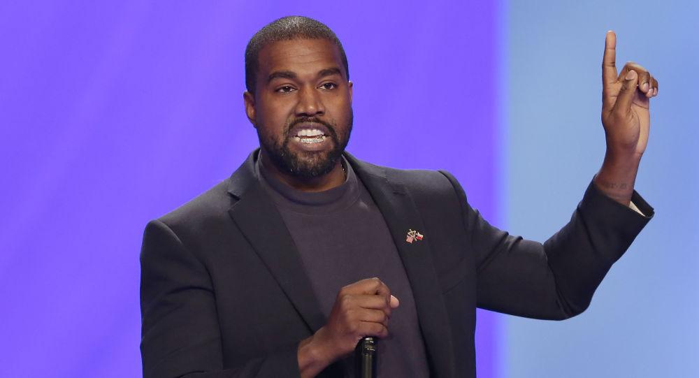 美國說唱歌手「侃爺」