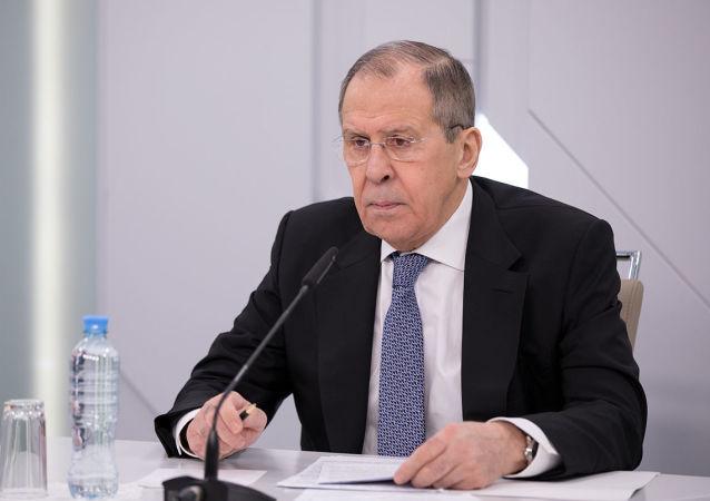 俄外長:莫斯科呼籲基輔和頓巴斯各方採取額外措施保障停火