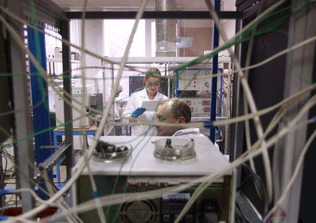 博列斯科夫催化研究所的實驗室