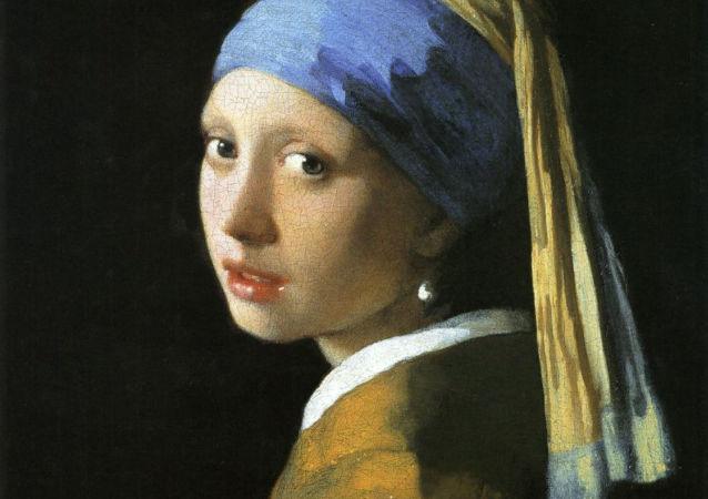 荷蘭科學家發現著名畫作《戴珍珠耳環的女孩》的幾處秘密