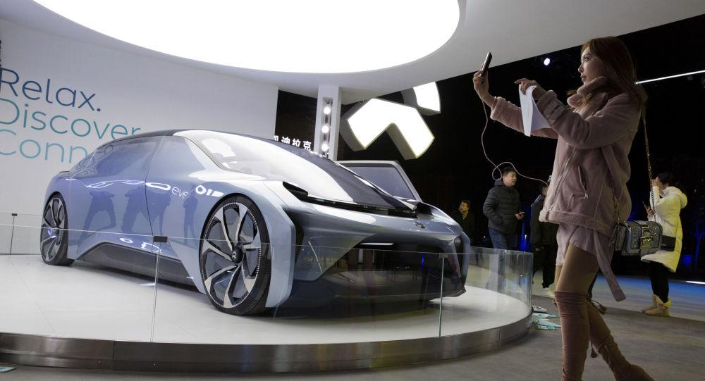 俄媒:汽車製造商Nio獲巨額資金與特斯拉競爭