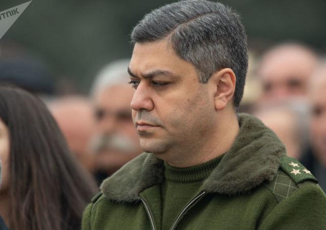亞美尼亞國家安全局前局長阿爾杜爾·瓦涅江