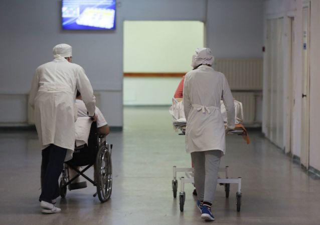 聖彼得堡賈涅利澤急救科研所