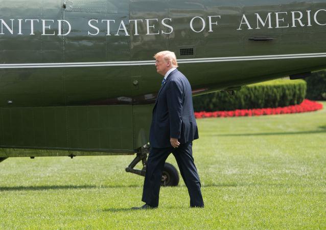 特朗普希望疫情趨緩情況下G7峰會在戴維營舉行