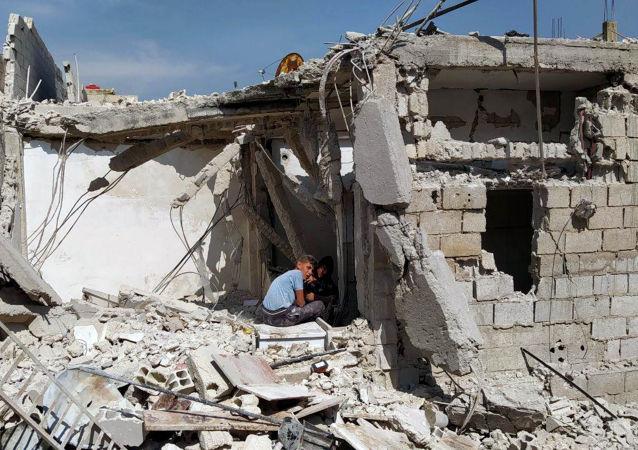 俄羅斯、土耳其和伊朗敦促以色列停止對敘利亞的軍事攻擊