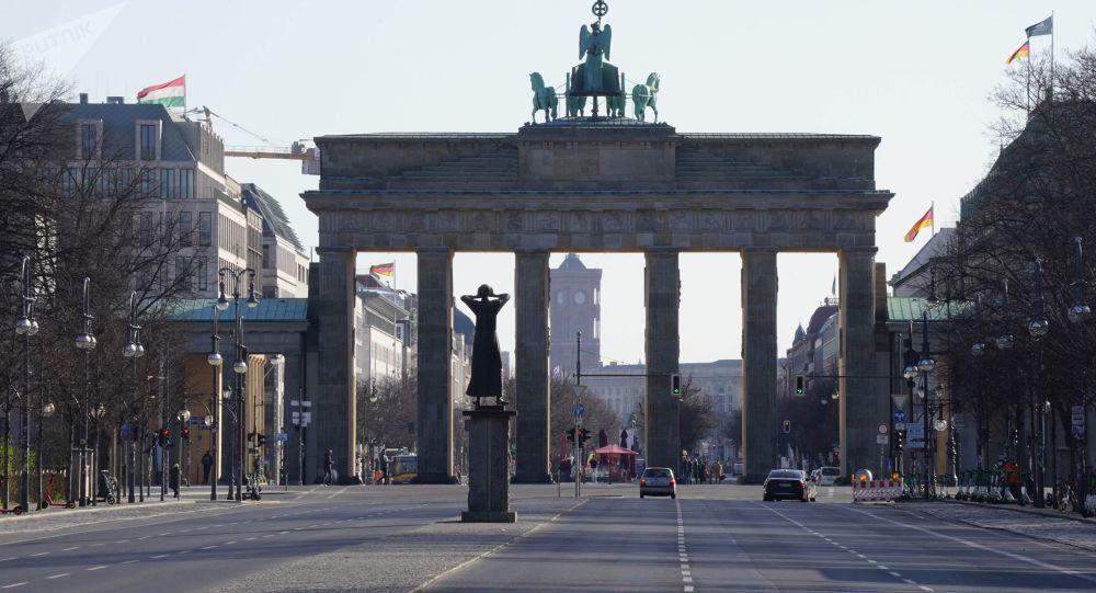德國柏林勃蘭登堡門