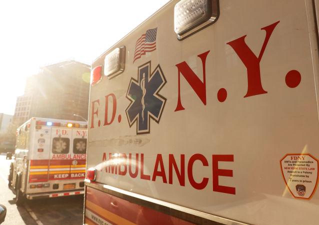 紐約救護車