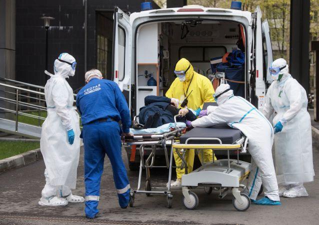 新加坡科學家推遲俄羅斯冠狀病毒疫情結束的時間