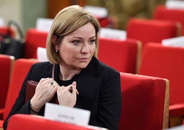 俄羅斯文化部長柳比莫娃確診感染新冠病毒