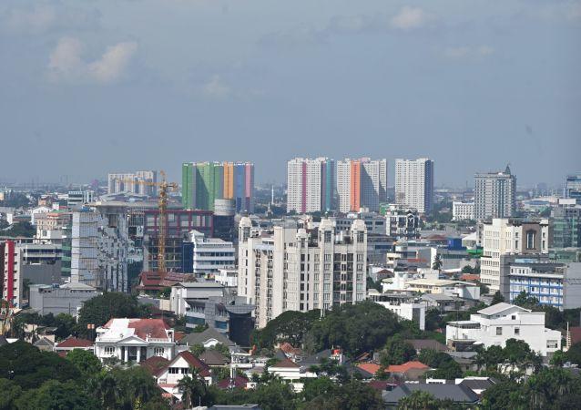 雅加達(印度尼西亞首都)