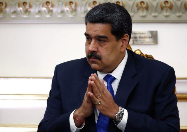 委內瑞拉總統稱美國駐委臨時代辦對海上入侵事件負有責任