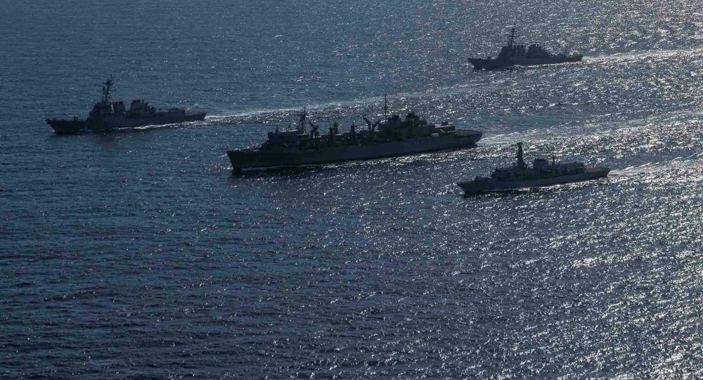 俄海軍上將評論北約軍艦現身巴倫支海