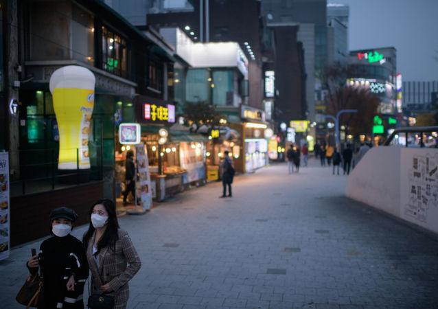 韓國三季度GDP同比下降1.3%