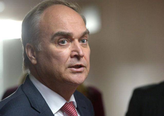 俄羅斯駐美國大使阿納托利·安東諾夫