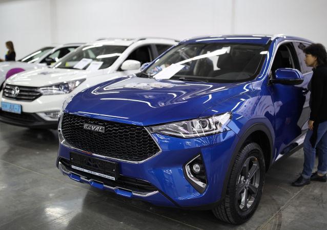 分析人士發現俄羅斯人最喜歡的中國汽車品牌