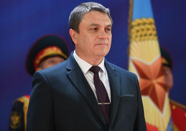 盧甘斯克人民共和國領導人解除高度戒備狀態