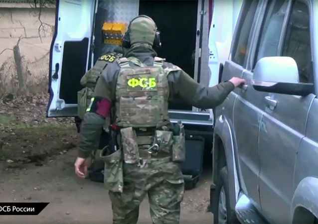 俄羅斯聯邦安全局人員