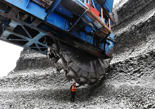 今年上半年俄對華煤炭出口量增長10%