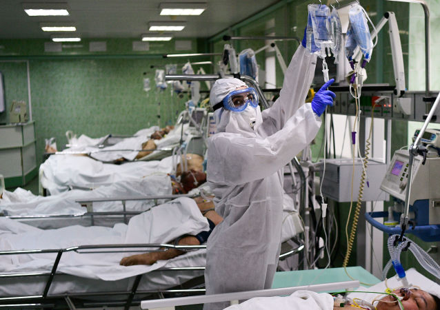 彭博社修改關於俄新冠病毒致死率文章的題目 此前遭俄外交部批評