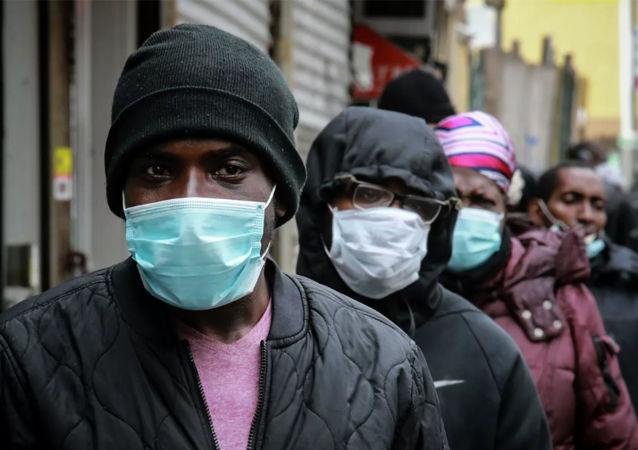 戴口罩有助於防止第二波新冠疫情