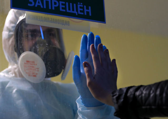 俄科學家模擬各地區COVID-19發病峰值