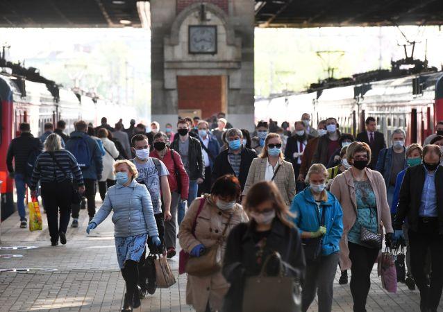 莫斯科等地20%的民眾對新冠病毒具有免疫力